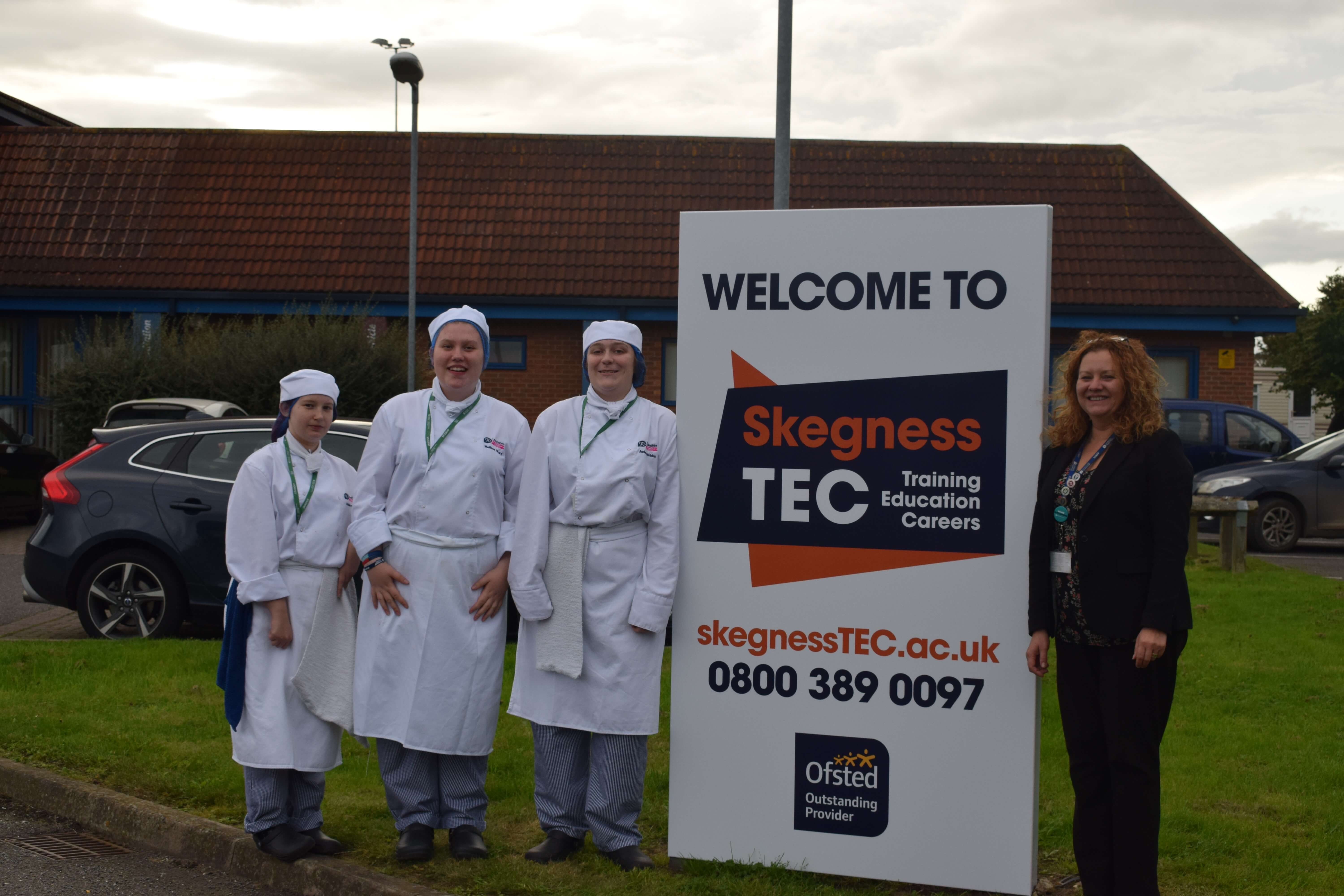 Lincolnshire Regional College becomes Skegness TEC